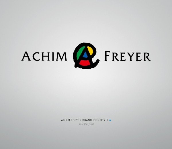 ACHIM FREYER a new shoe luxury brand