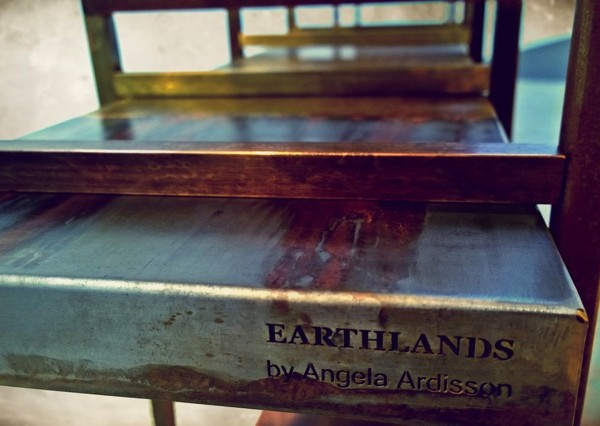EARTHLANDS by Angela Ardisson al fuorisalone 2016