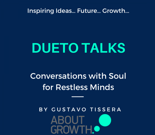 DUETO TALKS by Gustavo Tissera